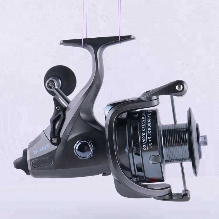 Hot selling OEM 12+1 BB TF-FR4000 fishing carp spinning reel, As your request