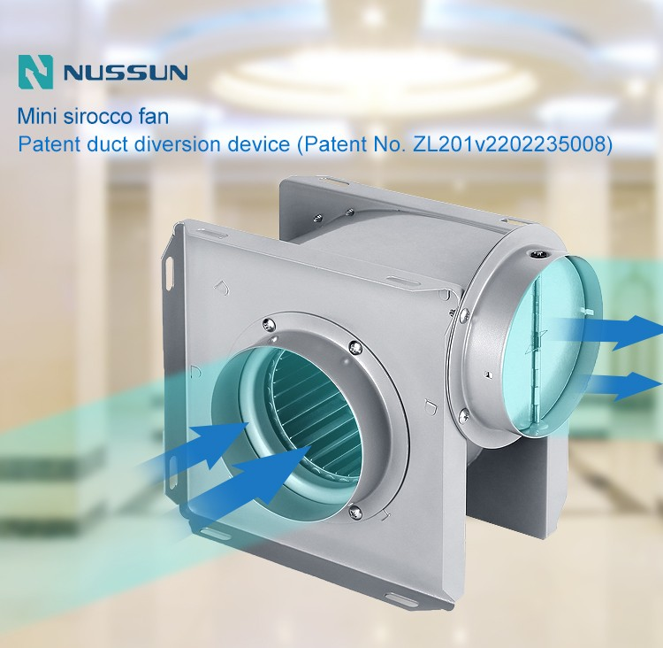 Inline Duct Centrifugal Sirocco Fan Buy Centrifugal
