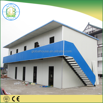China Supplier Steel Structure House Good Price Prefabricated Philippines
