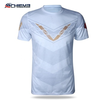 Wholesale football practice jerseys blank rugby shirts soccer jersey