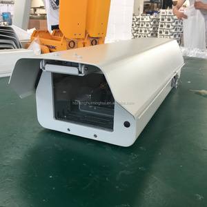The large size Outdoor IP66 Road monitoring Camera Housing with heater and fan