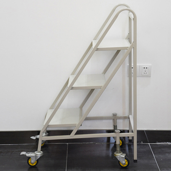 Factory Price Step Ladder Rubber Feet Car Washing Ladder