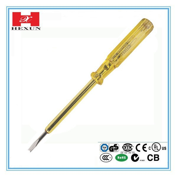 Rubber Handle Screw Driver