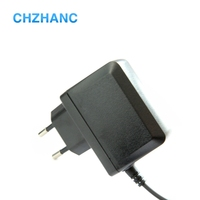 Durable AC DC adaptor power adapter EU UK US AU plug