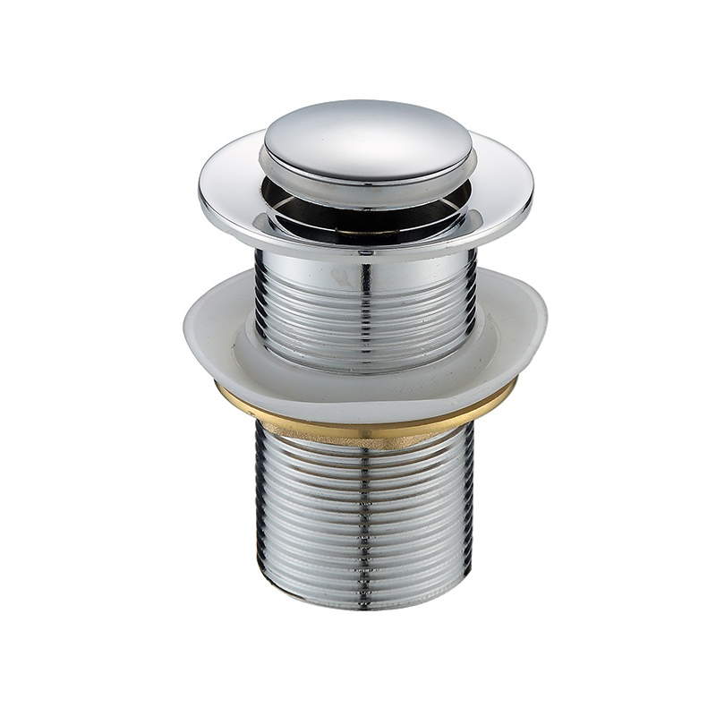 11 1/4 inch high quality luxury stainless steel push down sink <strong>drain</strong> for pop-up sink <strong>drain</strong>