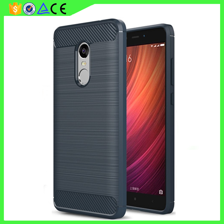Hot selling TPU wholesale cell phone case for Xiaomi Redmi Note 4X phone cover