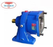 Speed Variator 5HP Spur Gear Mini Electric Motor Gear Reducer