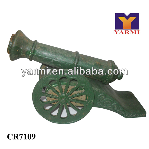 ANTIQUE MINIATURE MODEL CANNON FOR SALE