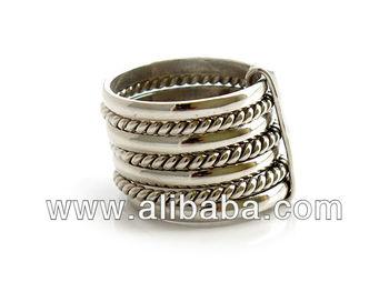 venta caliente online 97184 908fa Semanario Anillo De Plata 925 - Buy Anillo De Plata De Ley 925 Product on  Alibaba.com