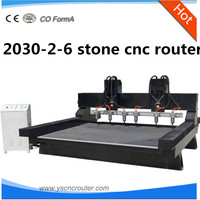 Brand new marble granite stone cnc engraving and cutting machine with high quality