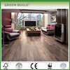 Waxed HDF V groove wood laminate floor
