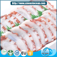Wholesale low price heathy delicious frozen japanese sushi octopus slice