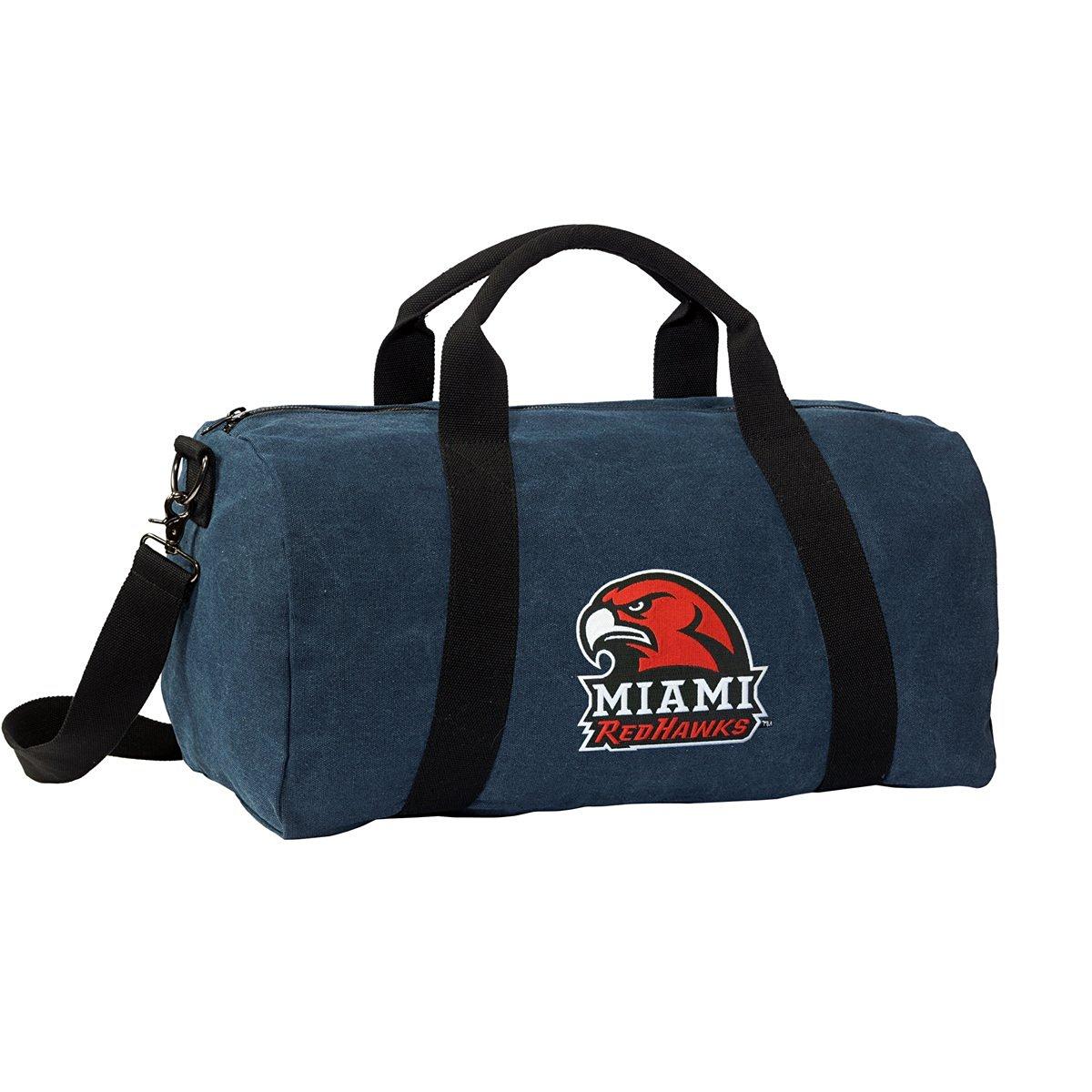 Miami University Duffel Bags - Unique Miami RedHawks Gym Bags