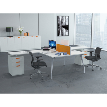 new product fee1c 77c0c Modern Office Furniture Table Design Double Side T Shaped Secretary Office  Desk Kl-04 - Buy Modern Office Table Design,Desk Office,T Shaped Office ...