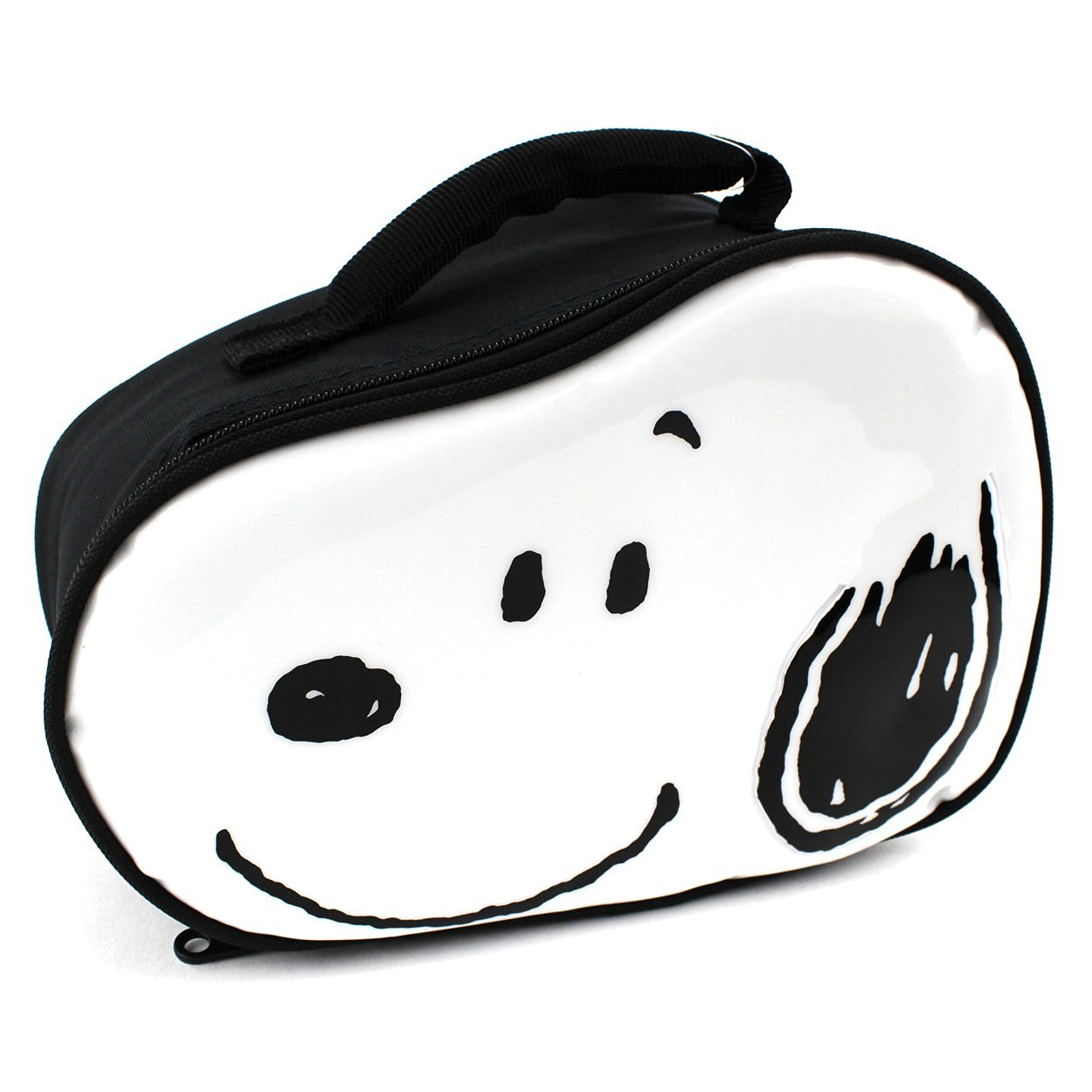 f74e017fe9 Get Quotations · Peanuts Snoopy Soft Lunch Box (White Snoopy)