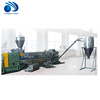 Plastic granulator for PP PE film recycling