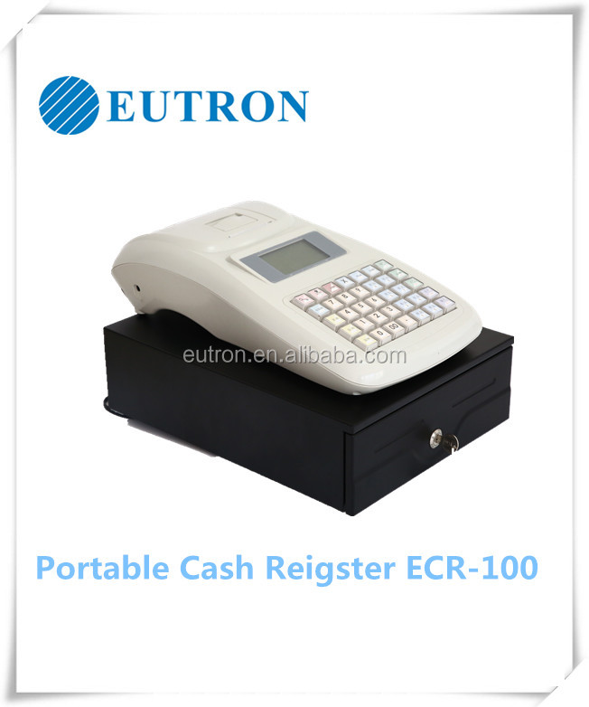 Online pos cash register with compact small design,58mm built in printer