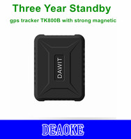 Three Year Super Long Standby Car /Vehicle /Truck/Container Gps Tracker TK800B with Strong Magnetic