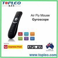 3D Remote Air Mouse Wireless 2.4GHz T2 Fly Air Mouse Keyboard T2