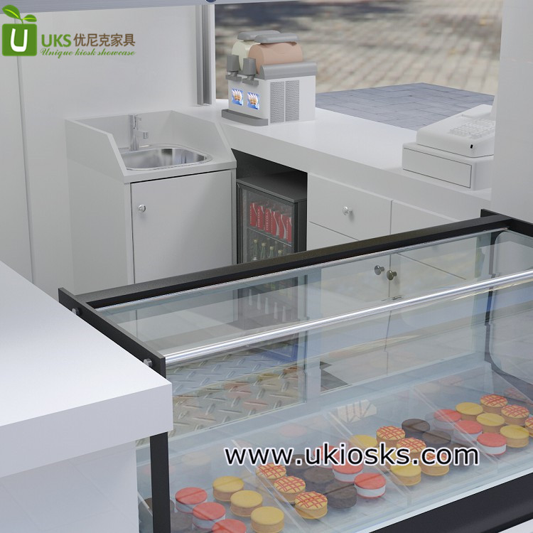 As Requirements To Make Nice Macaron Outdoor Display Stand Street Retail  Outdoor Kiosk - Buy Outdoor Macaron Display Stand,Macaron Display