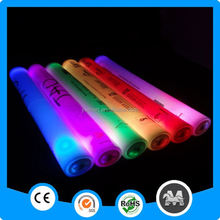 Promotional Concert Cheering Custom Glow Led Foam Stick