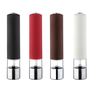 spice bottles 9522 Electric pepper mill with light