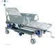 aluminum alloy emergency transport bed patient transfer stretcher