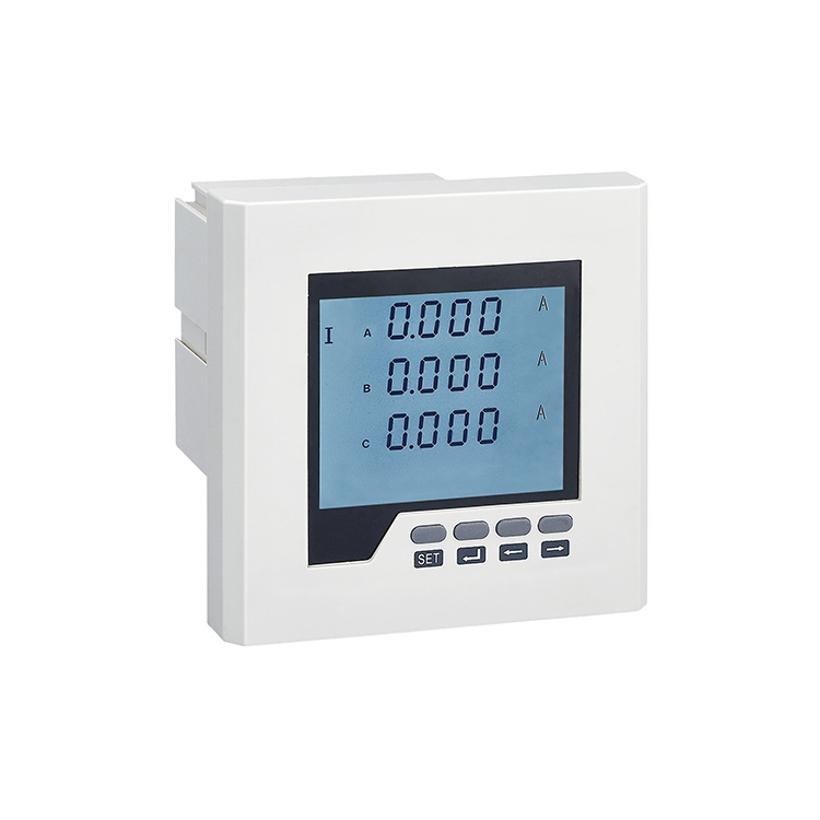 Lcd Display Ampere Meter Digital Ac Ammeter 30a Rs485