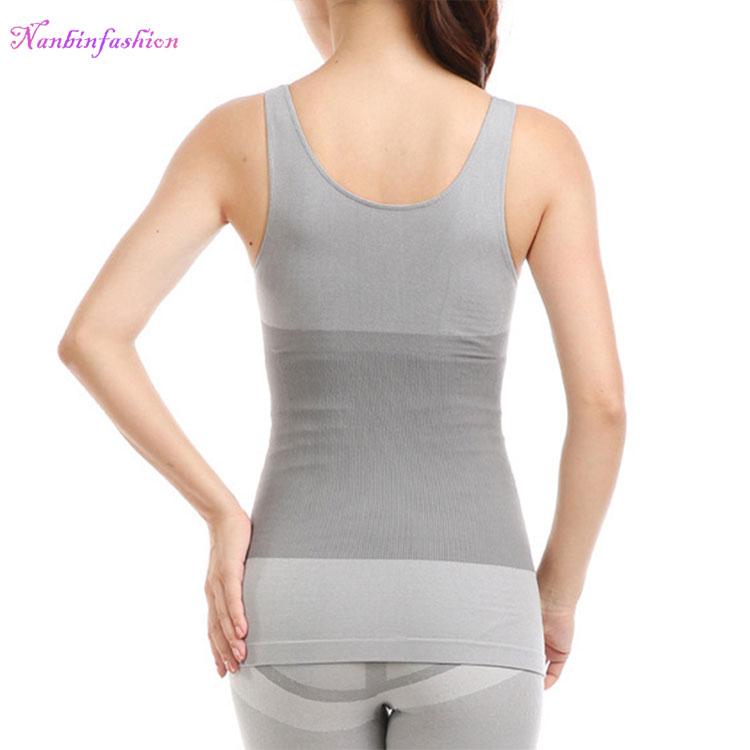 Women Waist Trainer Corset Bodysuit Zipper Multifunctional Vest Body Shaper Tank Top With Adjustable Straps U-shape Push Up Bra Uhren & Schmuck