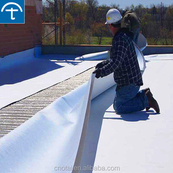 High quality best price TPO Roll for metal roof waterproofing