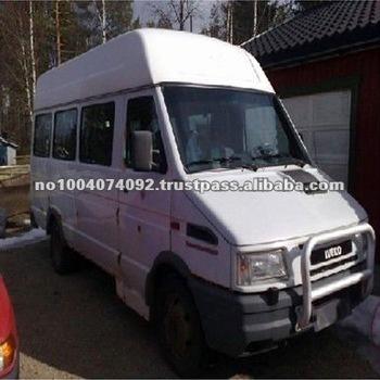 Zaawansowane Iveco Daily Diesel Mini Bus QB44