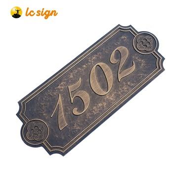 Exterior Door Plates,Custom Apartment Room Signs Hotel Door Numbers - Buy  Hotel Door Room Number,Hotel Door Numbers,Apartment Room Signs Product on  ...