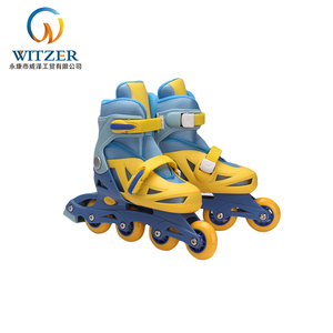 Street skating Roller Ski Chinese factory direct sale good quality aluminum freestyle inline skates
