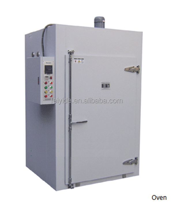 Feiyide Industrial Water Heater With Oven Electroplating Machine Burning Natural Gas