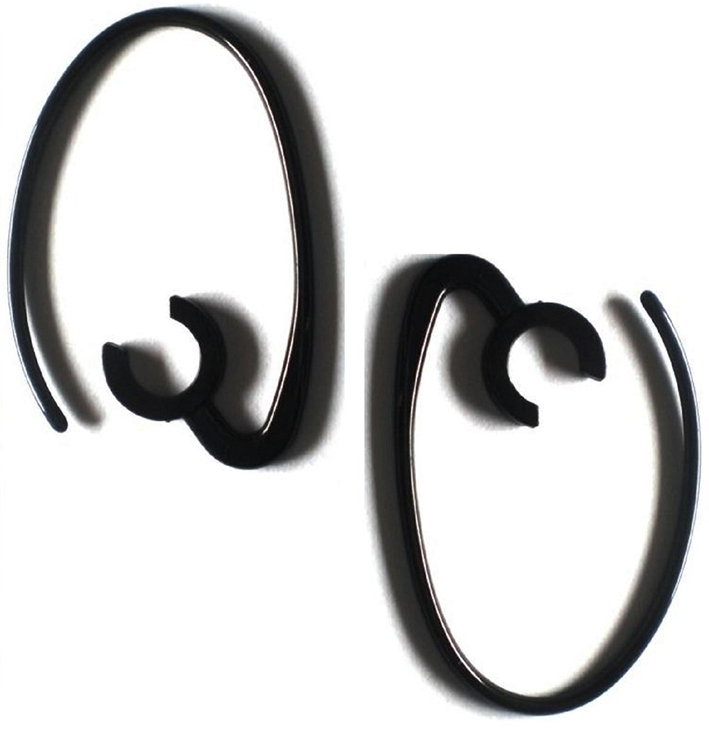 Buy 2 Earhooks For Blackberry Hs700 Hs500 Hs300 Hs 700 Hs 500 Hs 300 Wireless Bluetooth Headset Headsets Ear Hooks Loops Clips Stabilizers Earloops Earclips Replacement Parts In Cheap Price On Alibaba Com