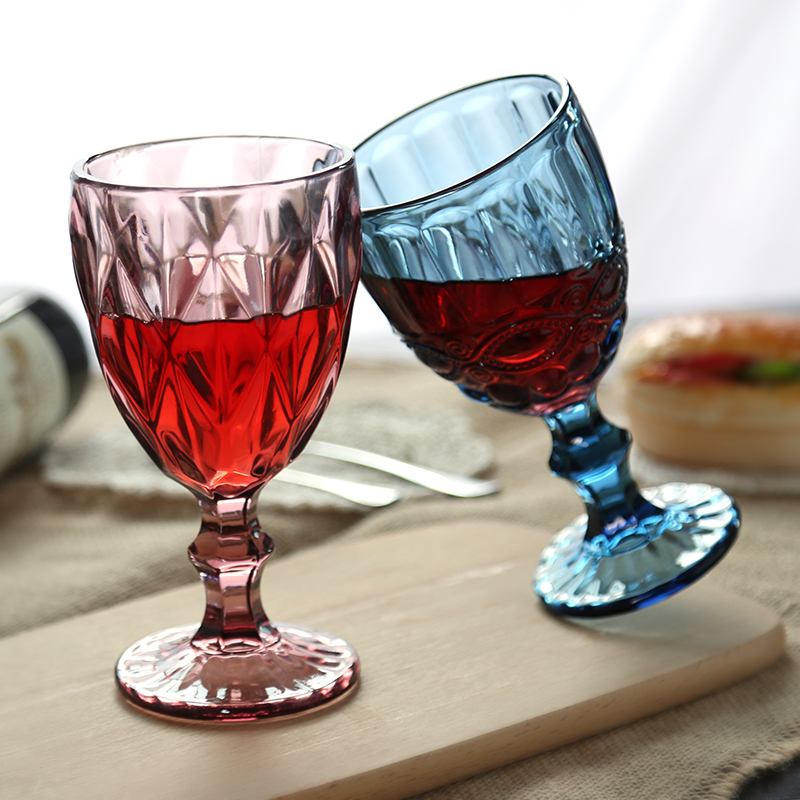 cheap colored wine glasses cheap colored wine glasses suppliers and at alibabacom