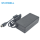 100-240VAC 84w desktop 12v 7a ac dc switching power supply laptop adapter with C6 C8 C14 3pin male