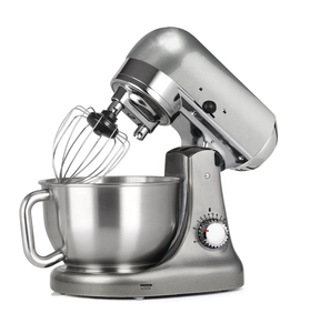 Pizza dough stand food mixer for chocolate mixing, cream making and dough kneading