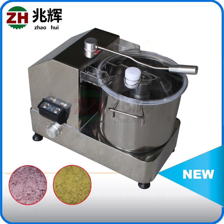 Hot sale Speed adjustable ginger garlic crusher machine/garlic sauce making machine