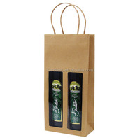 Exporter Pictures printing wine packaging bag in box