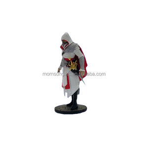 Resin Personalized Handcrafts Assassin Creed Statue Modern
