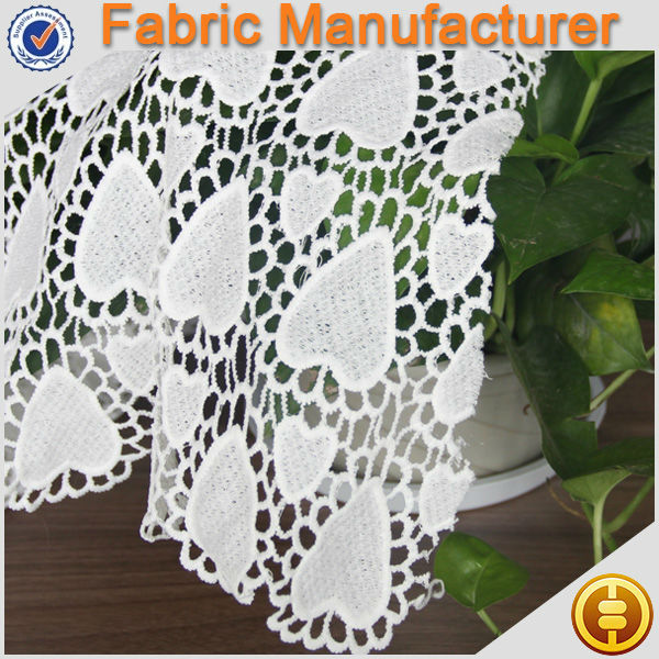 Cheap chemical fanric for apparel wholesale french lace fabric