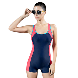 solid color classic woman sports swimsuit low cut sex bathing suit one piece swimsuit women