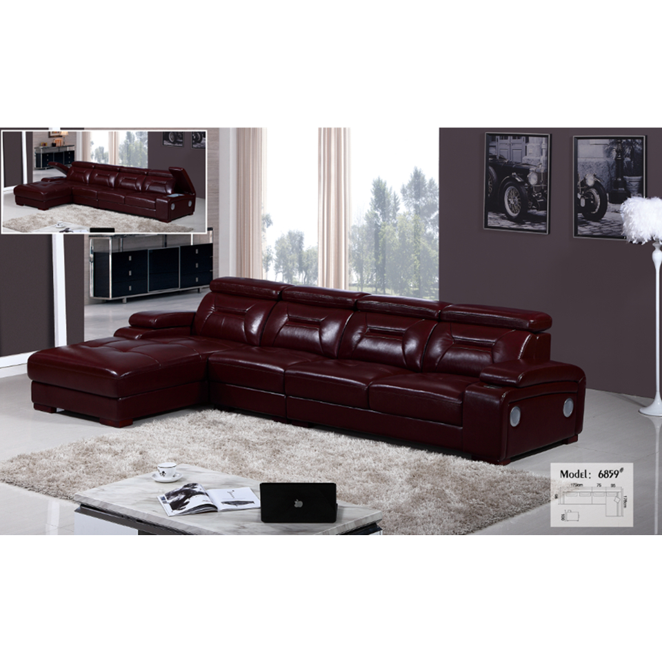 Prime 6859 Contemporary Modern Luxury Living Room Leather Sofa Furniture L Shape Sectional Sofa Buy Contemporary Leather Sofa Leather Sofa Set Modern Gmtry Best Dining Table And Chair Ideas Images Gmtryco