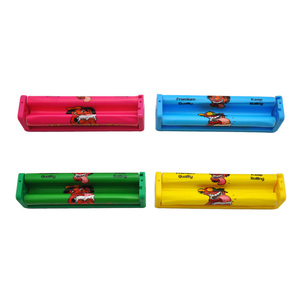 Rolling Machine For King Size HORNET HoneyPuff Rolling Paper Pattern Logo Strap Customization