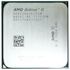 AMD Athlon II X2 250 CPU Processor- ADX2500CK23GM