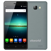 2016 Wholesale VKWORLD T5 Android 5.1 MTK6580 5MP+8MP 5inch HD Screen RAM2G ROM16G 4G Mobile Phone