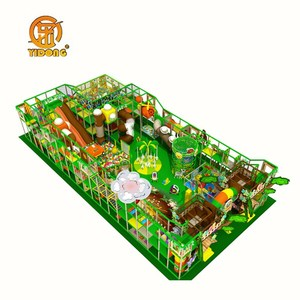 2016 New Jungle style Kids Indoor PlayGround System Entertainment Equipment