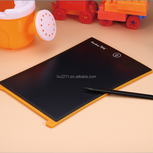 howshow 8.5 inch LCD magnetic Writing message pad rewritable lcd writing tablet for office/children