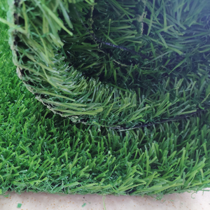 White line artificial grass turf plastic artificial grass tile